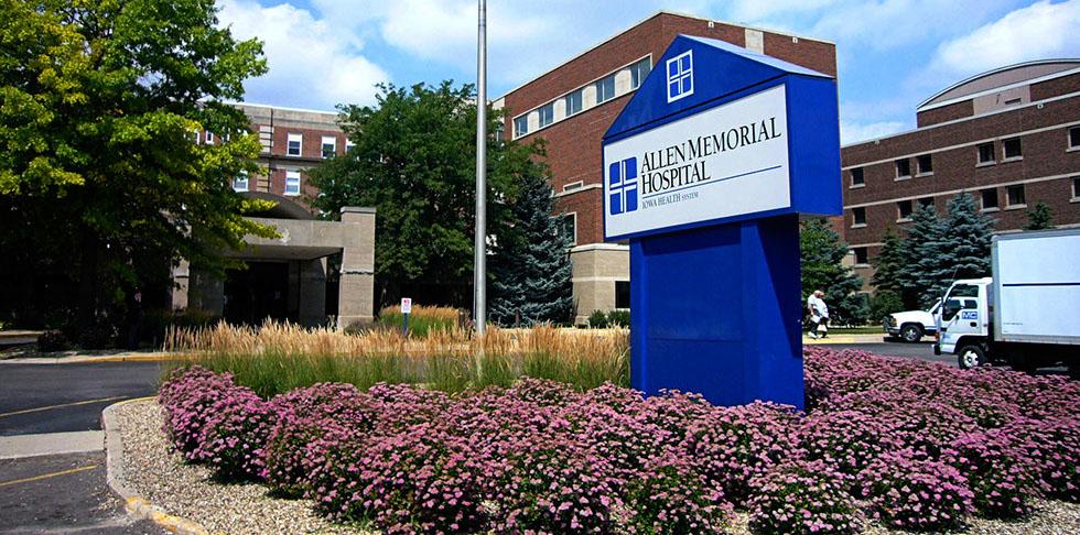 Allen hospital data breach