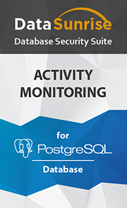 PostgreSQL Activity Monitoring by DataSunrise