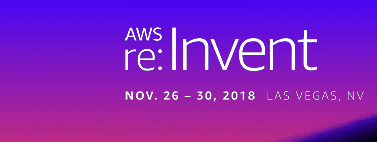DataSunrise is Sponsoring AWS re:Invent 2018
