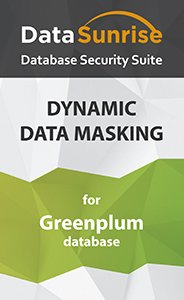 Data Masking for Greenplum