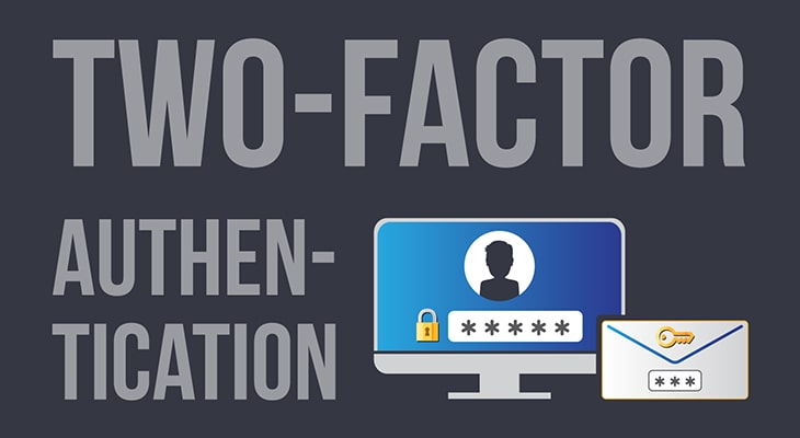 Two-Factor Authentication to Databases as Additional Access Security