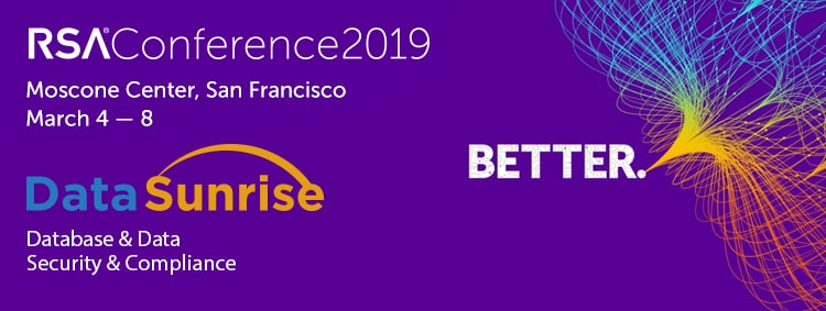 DataSunrise is Sponsoring RSA Conference 2019 in San Francisco
