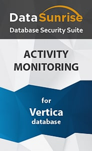 Activity Monitoring for Vertica