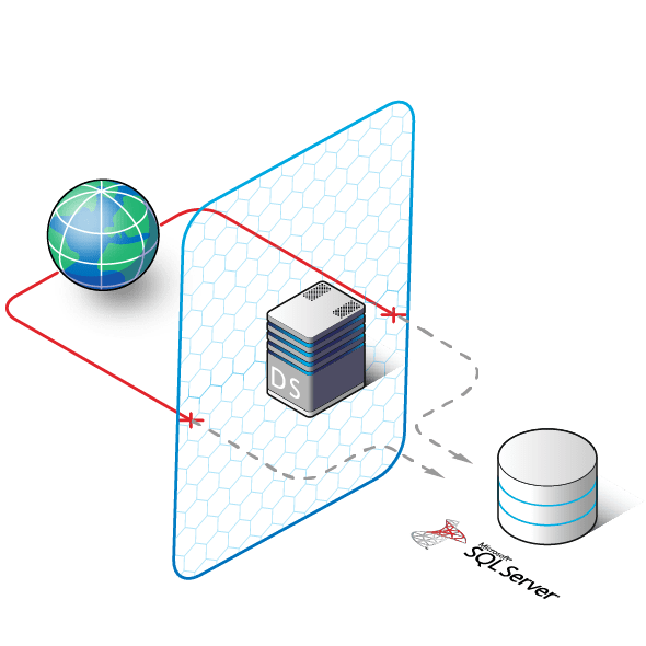 Microsoft SQL Server Database Security, DB security for MS