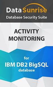Activity Monitoring for IBM DB2 Big SQL