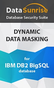 Data Masking for IBM DB2 Big SQL