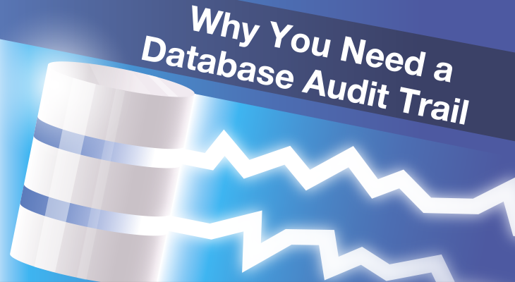 Why You Need a Database Audit Trail