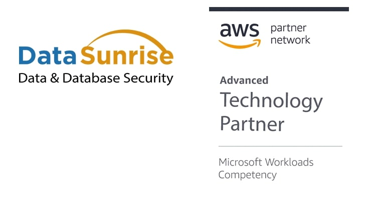 DataSunrise, Inc. Achieves AWS Microsoft Workloads Competency Status