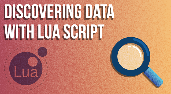 Using Lua script for discovering sensitive data in JSON files