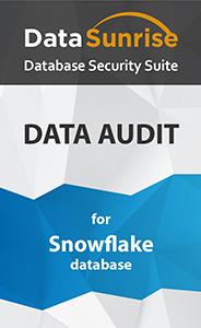 DataSunrise Audit for Snowflake