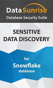 DataSunrise Sensitive Data Discovery for Snowflake