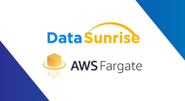 Introducing DataSunrise AWS ECS Fargate